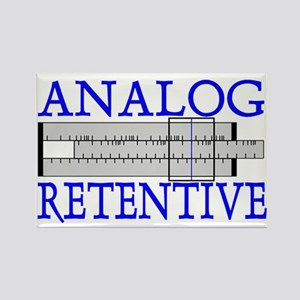 ANALOG RETENTIVE Rectangle Magnet
