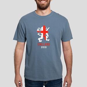 England 2018 - UK Soccer Team Shirt T-Shirt