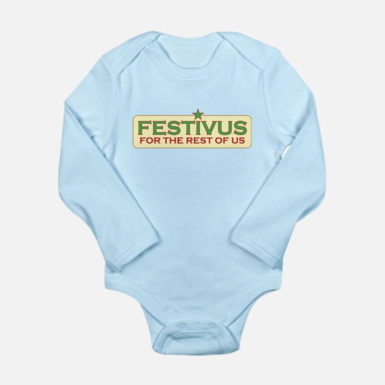 Happy FESTIVUS™ Infant Bodysuit Body Suit