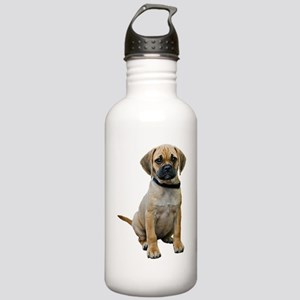 Puggle Puppy Stainless Water Bottle 1.0L