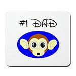 *1 DAD Mousepad