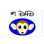 *1 DAD Postcards (Package of 8)