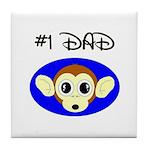 *1 DAD Tile Coaster