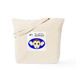 *1 DAD Tote Bag
