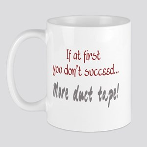 More Duct Tape Mug