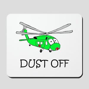 UH-60Q Mousepad