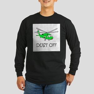UH-60Q Long Sleeve Dark T-Shirt