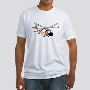 HH-60 Coast Guard Fitted T-Shirt