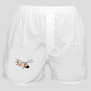 HH-60 Coast Guard Boxer Shorts