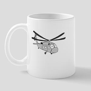 HH-60 Gray Mug