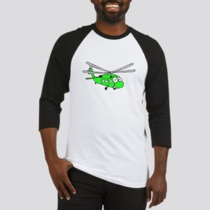 UH-60 Green Baseball Jersey