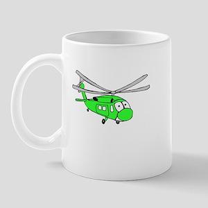 UH-60 Green Mug