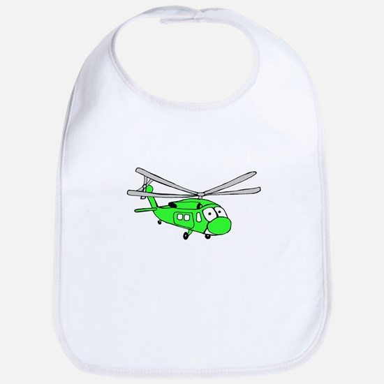 UH-60 Green Bib