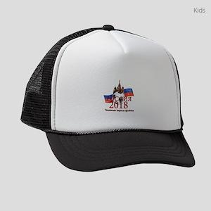 Russia Football World Cup Kids Trucker hat