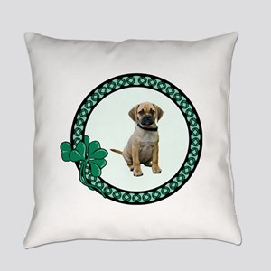 FIN-puggle-st-pats Everyday Pillow