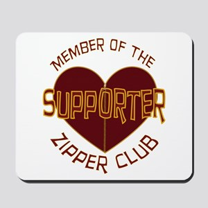 Supporter Mousepad