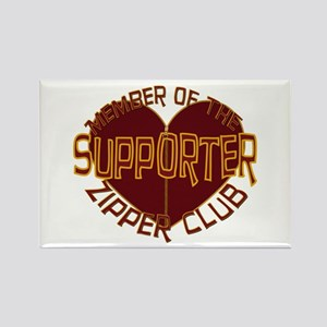 Supporter Rectangle Magnet