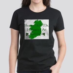 I Married An Irishman T-Shirt