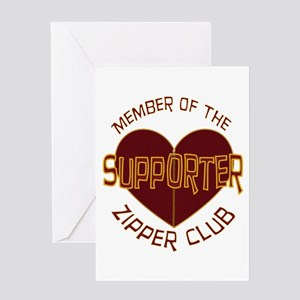 Supporter Greeting Card