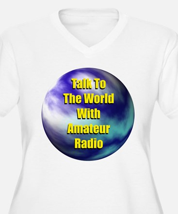 Talk To The World T-Shirt
