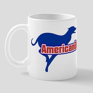 American Racing Mug
