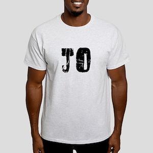 Jo Faded (Black) Light T-Shirt