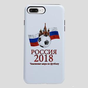 Russia Football World C iPhone 8/7 Plus Tough Case