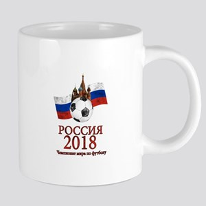 Russia Football World Cup Mugs