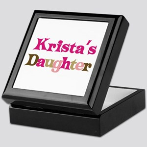 Krista's Daughter Keepsake Box