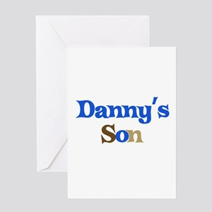 Danny's Son Greeting Card