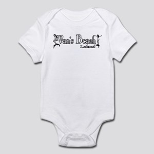Van's Beach Mermaid 2008 Infant Bodysuit