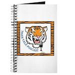 Tiger Talk Logo Journal