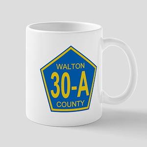 30A Walton County Florida 11 oz Ceramic Mug