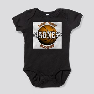 The Madness Begins Infant Bodysuit Body Suit