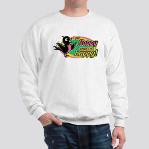 Flappy/Happy (GP2) Sweatshirt