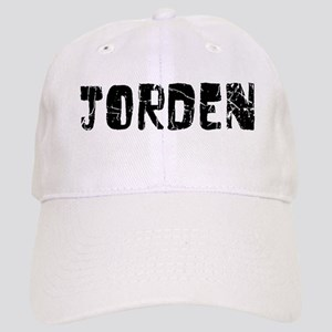 Jorden Faded (Black) Cap