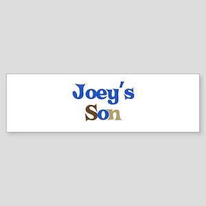 Joey's Son Bumper Sticker