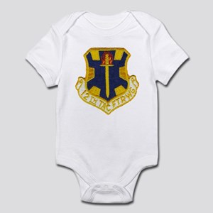 12TH TACTICAL FIGHTER WING Infant Bodysuit