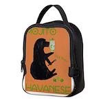 Mojito Havanese Neoprene Lunch Bag