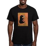 Mojito Havanese Men's Fitted T-Shirt (dark)