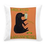 Mojito Havanese Everyday Pillow