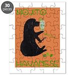 Mojito Havanese Puzzle