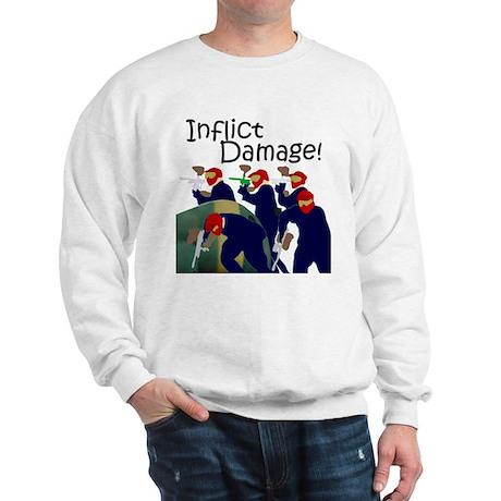 Inflict Damage II Sweatshirt
