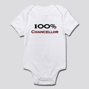 100 Percent Chancellor Infant Bodysuit