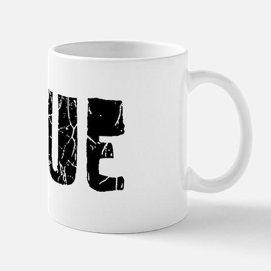 Josue Faded (Black) Mug