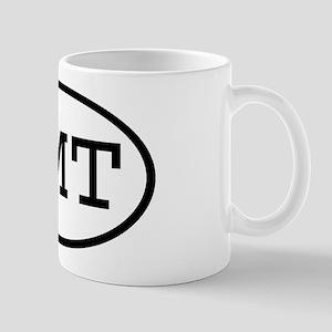 OMT Oval Mug