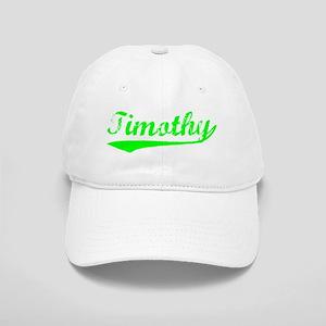 Vintage Timothy (Green) Cap