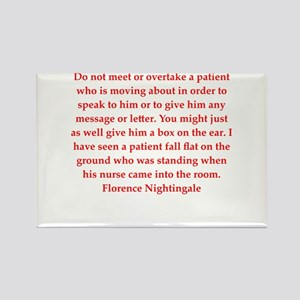 Florence Nightingale quote Magnets