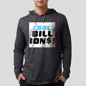 COOL BILLIONS! Long Sleeve T-Shirt