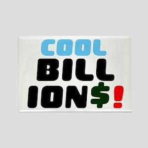 COOL BILLIONS! Magnets